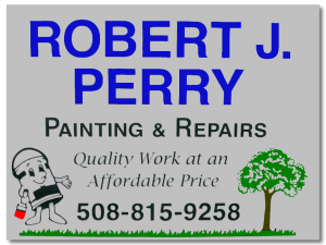 Robert J Perry - You Cape Cod House Painter